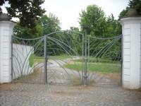 vstup do zámeckého parku