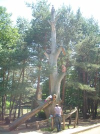 Podkrušnohorský zoopark Chomutov