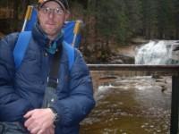 Mumlavský vodopád a já
