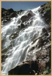Labský vodopád: Labský vodopád