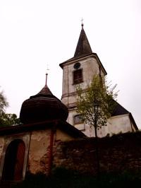 Orlické cyklo kostel tour