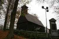 kostel sv. Martina v Žárově
