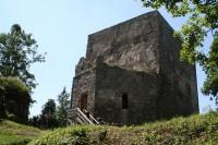 Vítkův kámen - nejvýše položený hrad v Čechách