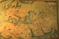 výuková školní mapa