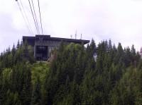 Lanovka Kuźnice - Kasprowy Wierch (střední stanice - Myślenickie Turnie)