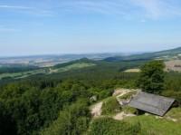 Pohled z hradu Kumburk