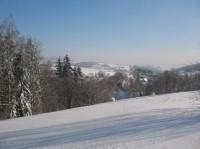 Bartošovice v Orl. h. - celkový pohled