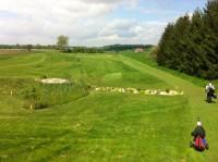 Osyčina - golfové hřiště