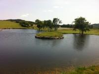 Slapy - golfové hřiště