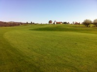 Slavkov u Brna - golfové hřiště