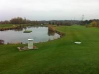 Hostivař - golfové hřiště