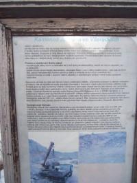 Info panel