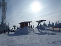 Říčky - na běžkách ze Zakletého do Ski areálu
