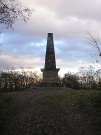 Bedřichov - Památník bitvy u Kolína