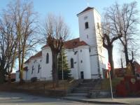 Kostel sv. Jiljí Líšeň - 6.3.2012