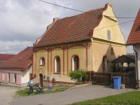 Židovská synagoga v Batelově