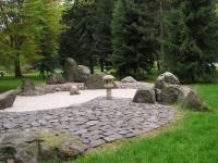 Japonská zahrada Hany Bälz - Karlovy Vary