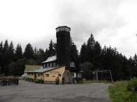 Rozhledna Bleiberg - Olověný vrch, Bublava