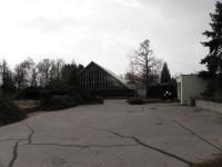 V budovách na předním vrcholu Mniší hory se nachází Tropické království - ZOO Brno - 14.4.2012