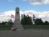 Památník obětem Bitvy tří císařů - Holubice