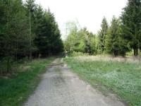 Od podjezdu pod železniční tratí k rybníky Kolaříku - 6.5.2012