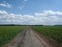 Polní cesta k božím mukám - 2.6.2012