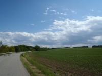 Silnice do Dražovic - 2.6.2012