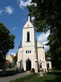 Kostel v Podbřežicích - 2.6.2012