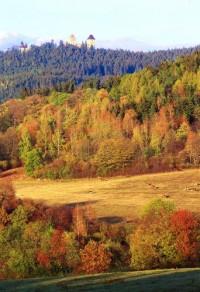 Kašpersko – kraj zlata a strašidel