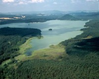 Máchovo jezero aneb romantika na tobogánu