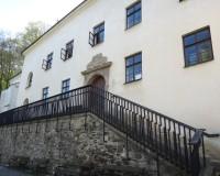 Fulnek - Památník Jana Amose Komenského