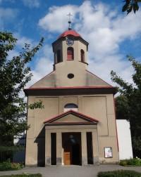 Havířov kostel sv. Anny