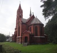 Bohumín-Skřečoň kostel a kaplička