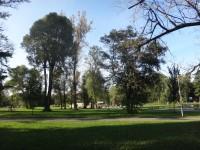 Karviná park Boženy Němcové
