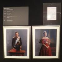 dánský královský pár
