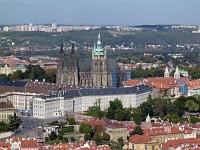 Praha - den první