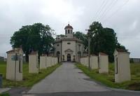 Petřvald kostel sv. Jindřicha