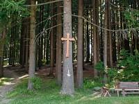 kříž na Visalajích