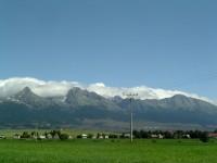 Vysoké Tatry už vidíme horské štíty