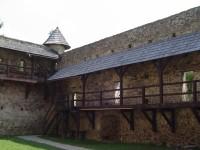 Stará Ľubovňa nádvoří hradu