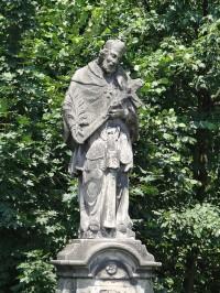 Doubrava sv. Jan Nepomucký