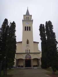 Tvrdonice kostel sv. Mikuláše