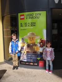 LEGO dny