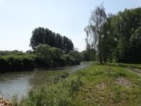 Kopytov - řeka Olše (Olza)