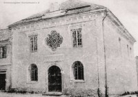 budova synagogy z roku cca 1930