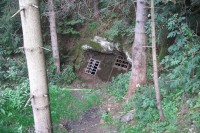 vchod do jeskyně