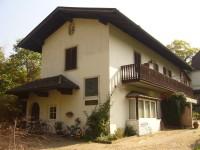 Domek, který měl K.H.Borovský pronajatý k bydlení