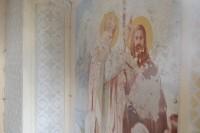 maľba v kaplnke