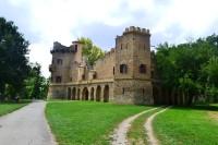 Lednicko - valtický areál -  Janův hrad - Janohrad