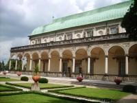 Praha - Letohrádok kráľovny Anny - Belveder